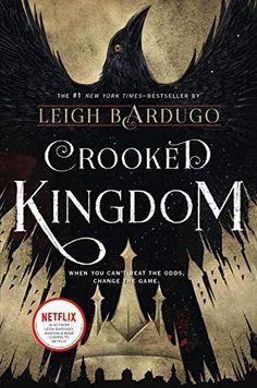 Amazon.com: Crooked Kingdom: A Sequel to Six of Crows (Six of Crows, 2) (9781627792134): Bardugo, Leigh: Books New York Times, Kaz Brekker, Crooked Kingdom, Editorial, The Grisha Trilogy, Netflix Original Series, Leigh Bardugo, Six Of Crows, Wattpad