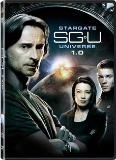 Stargate Universe - much better that the other SG series in my opinion (which seem to be more like star trek in terms of budget/effects!).