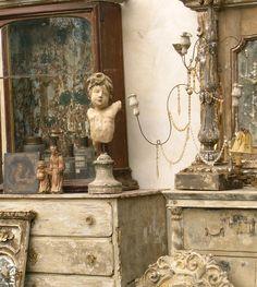 furniture & products by Elise Valdorcia's company  www.elisevaldorcia.com