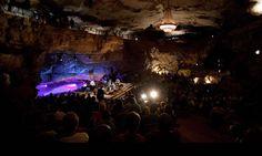 Bluegrass Underground :: Cumberland Caverns