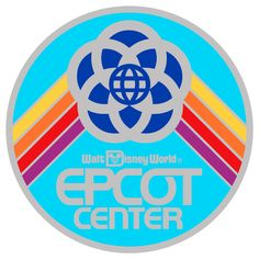 EPCOT Center Window Decal