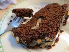 Κέικ σοκολάτας με καρύδια!!!