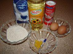 Prajitura cu nuca si caramel – Flori's Kitchen Sunflower Oil, Caramel, Breakfast, Photos, Sticky Toffee, Morning Coffee, Candy, Pictures, Fudge