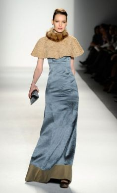 b michael America, Mercedes-Benz Fashion Week : Fall 2013