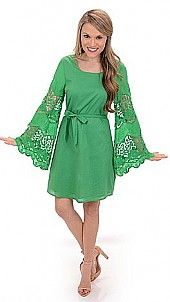 Dublin Lace Dress
