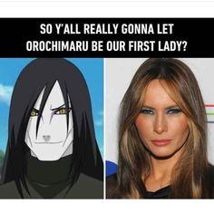 Damn bro! She looks just like him!