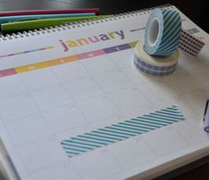 2013 planner printable - Erin Condren look alike