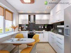 en yeni mutfak dolapları modelleri