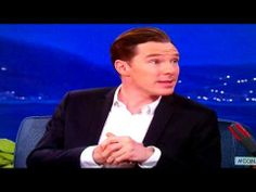 Benedict Cumberbatch in Conan O'brien show 20131211 part 2 - another version