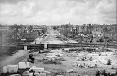 Columbia sc ruins - Колумбия (Южная Каролина) — Википедия