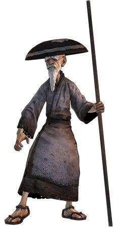 Brother Four ( Afro Samurai )