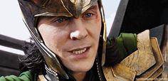 Loki tear *gif*