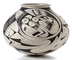 Mata Ortiz Bowl by Noe Quezada