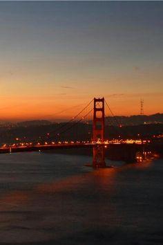 Morning Glow♡San Francisco