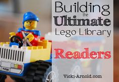 Building the Ultimate Lego Library: Lego Readers