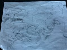 Wings of fire dragons into ponies story board pictures