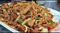 Chicken Chow Mein Recipe Easy, Cooked Chicken Recipes, Dog Food Recipes, Cooking Recipes, Healthy Recipes, Best Chow Mein Recipe, Asian Stir Fry, Asian Recipes, Ethnic Recipes
