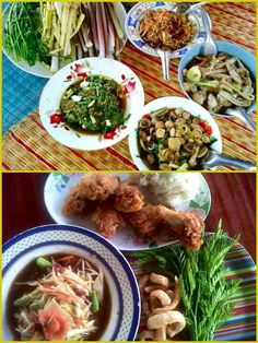 Lao foods