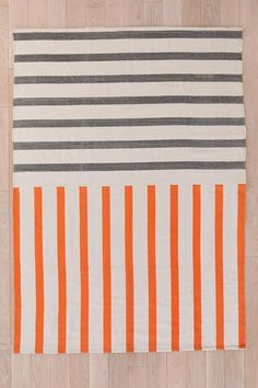 Assembly Home Mixed-Stripe Rug #urbanoutfitters