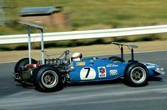 1969 SAGP, Kyalami : Jackie Stewart, Matra-Ford MS10 #7, Matra International, Winner. (ph: www.projetomotor.com.br)