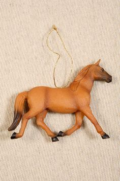 Brown Horse Christmas Decoration