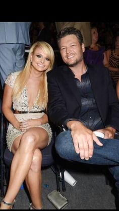 It wouldn't be a country music event without Miranda Lambert & Blake Shelton! The happy couple were seen showing some cute PDA at the 2014 CMT Music Awards! Country Music Artists, Country Music Stars, Country Singers, Miranda Lambert Wedding, Blake Shelton Miranda Lambert, Hot Country Boys, Country Couples, Country Chic, Black Shelton
