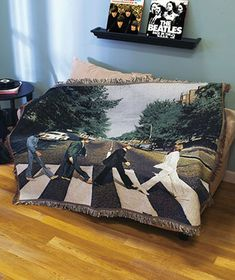 Musical Artist Tapestry Throws $19.95