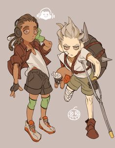 Overwatch - Lúcio Correia dos Santos x Jamison Fawkes - Boombox Overwatch Comic, Overwatch Video Game, Overwatch Memes, Overwatch Fan Art, Character Concept, Character Art, Junkrat And Roadhog, Boombox, Character Inspiration