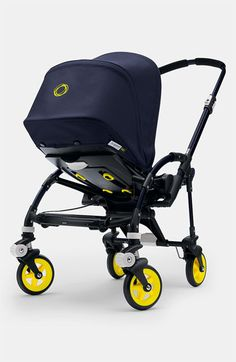 Spring meets the Bugaboo Stroller