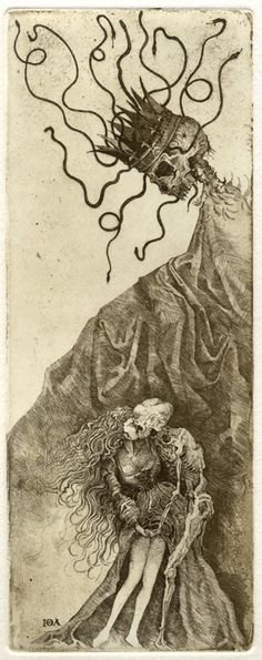 La Morte - Death - Iona Tarot