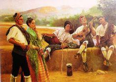 Juan Jose Garate y Clavero (1870-1939) - Una Copla Alusiva