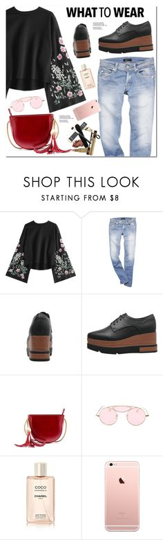 """What To Wear"" by oshint ❤ liked on Polyvore featuring Chanel"