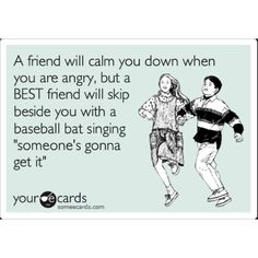 I love this because this is so my friends!