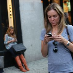 The Lost Art of Doing Nothing - What are we missing out on when we use our smart phones to pass idle time?