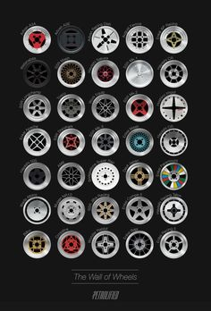 Some wheel cataloque stuff... | Retro Rides