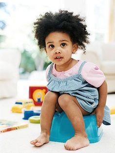 When do you start potty training?