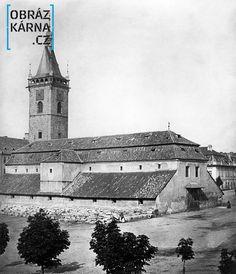 Karlovo náměstí /1865/ History Photos, Old Pictures, Czech Republic, Prague, Louvre, Europe, City, Landscapes, Travel