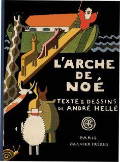 André Hellé, L'arche de Noé, 1926