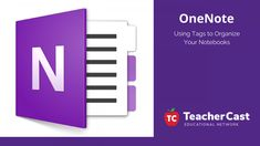 Using Tags to Organize Your OneNote Notebooks