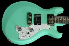 mint green prs :):):)