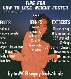 Helpful workout plans which are truly straight-forward for novices, both men and ladies to shape up. Learn the workout exercise pin-image number 9116317669 today. Fitness Diet, Fitness Motivation, Health Fitness, Exercise Motivation, Motivation Quotes, Fitness Goals, Weight Loss Tips, Lose Weight, Loosing Weight