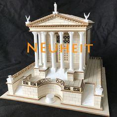 LINEAR-A Rome01 Caesar-Tempel