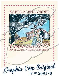 Convivium Kappa Alpha Order plantation house southern belle gentleman #grafcow Kappa Alpha Order, Rush Shirts, Plantation Homes, Greek Life, Southern Belle, State University, House, Home, Homes