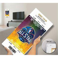 2014 NBA All-Star Game Mega Ticket