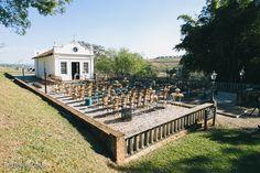 Guia completo de espaços para casamento no campo em SP