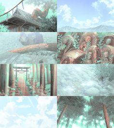 Hotarubi no Mori e (2)