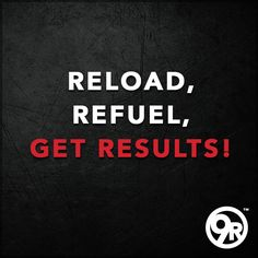 """If you want to get more out of your workout WITHOUT having to work twice as hard, then today's blog post """"Reload, Refuel, Get Results!"""" by 9Round Nutrition Coach, Dr. Rick Kattouf II., is for you!  https://www.9round.com/blog/reload-refuel-get-results#9RoundCoMo #9Rounder #BlogPost #SundayBlog #ReloadRefuelGetResults #LetsGetFit #MaximizeYourExercise"""