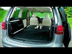 Volkswagen Sharan – Configuración del habitáculo