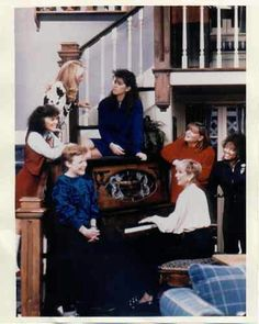 Facts of Life Site: Season Nine Photo Gallery Facts Of Life Cast, Nancy Mckeon, Life Tv, Family Tv, Online Photo Gallery, Life Photo, Favorite Tv Shows, 1980s, Photo Galleries
