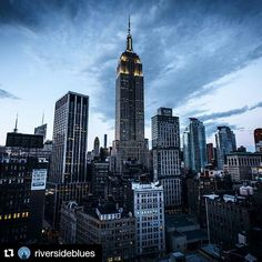 Photo by @riversideblues #nyc